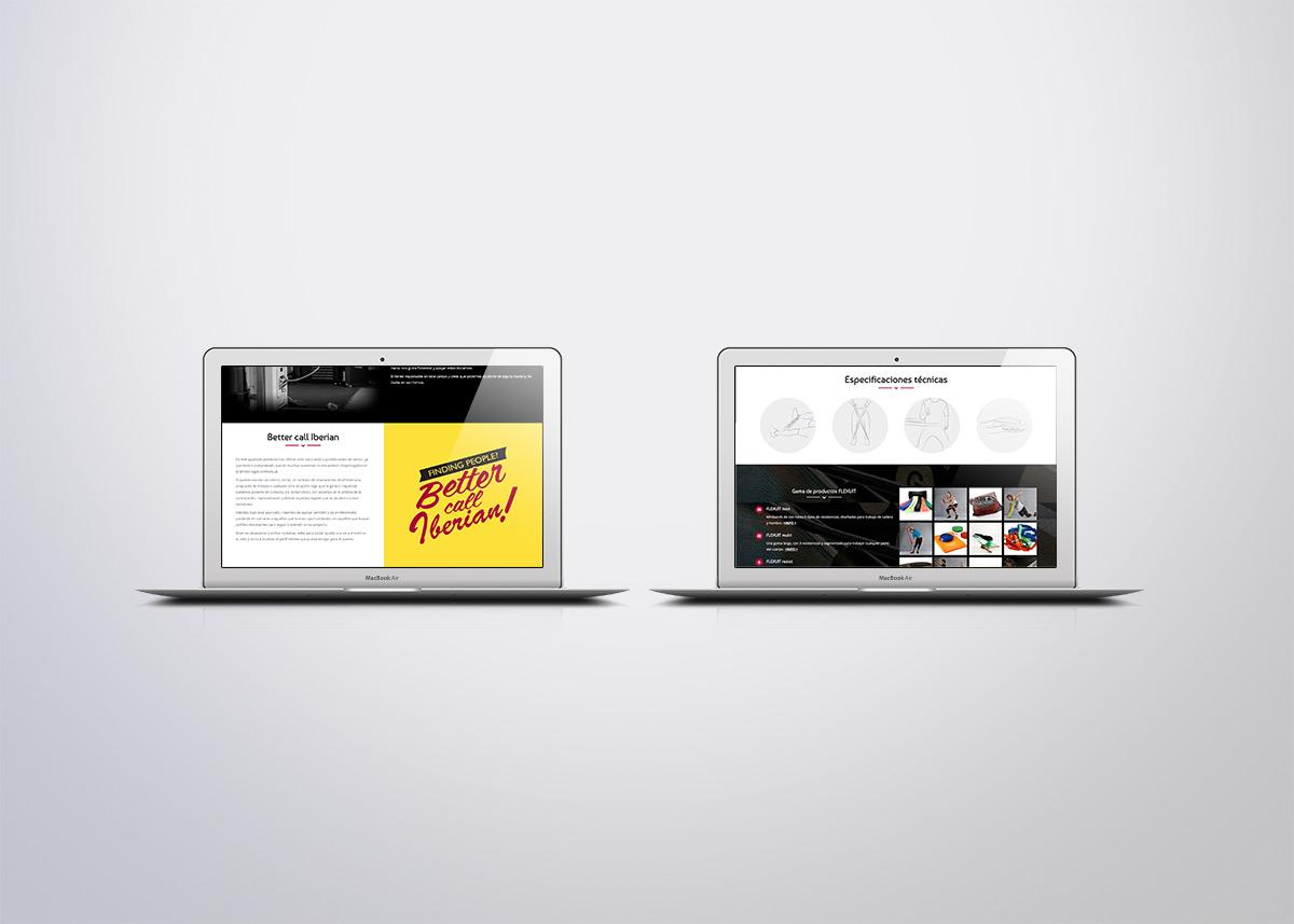 Iberian Sportech web