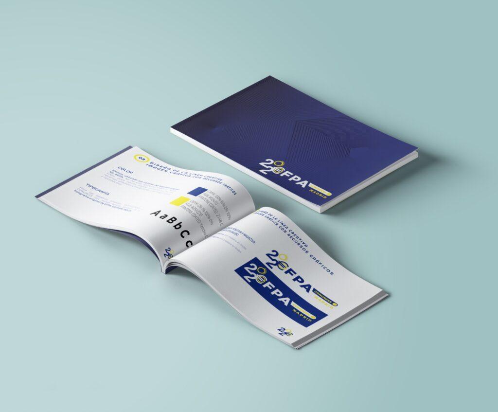 Maquetación y diseño gráfico - EFPA Congress
